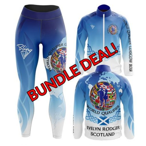 World Qualifier Glasgow Bundle Deal