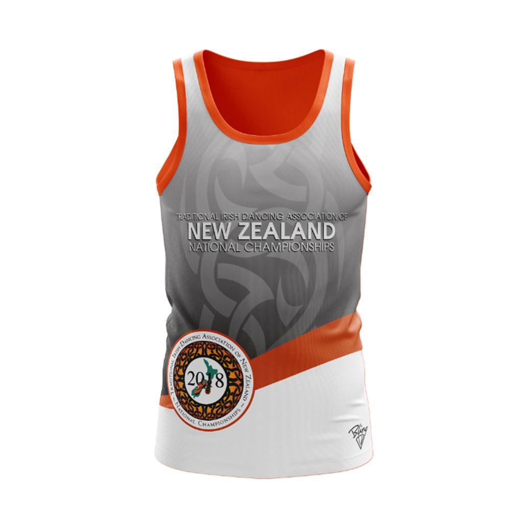 NZ Vest top Mens